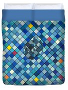 Moon On Water Duvet Cover