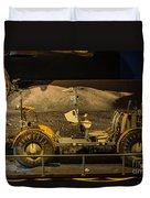 Moon Rover Duvet Cover