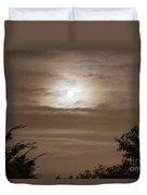 Moon Shine Duvet Cover