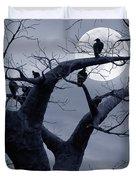 Moon Whisperer II Duvet Cover