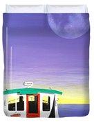 Moonbeam Duvet Cover