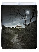 Moonlight Farm Duvet Cover