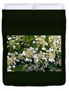 Moonlight Garden Duvet Cover