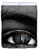 Moonlight In Your Eyes Duvet Cover