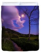 Moonlight Meadow Duvet Cover