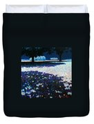 Moonlit Acres Duvet Cover