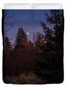 Moonlit Evening Duvet Cover
