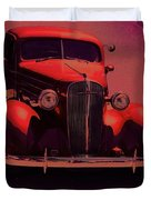 Moonrise Graphic Duvet Cover