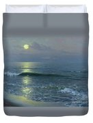 Moonrise Duvet Cover by Guillermo Gomez y Gil