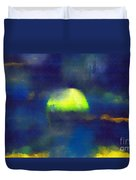 Moonrise Primitive Duvet Cover
