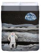 Moonwalker Duvet Cover