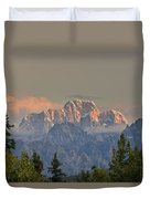 Moose's Tooth Duvet Cover