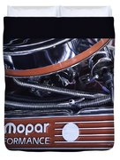 Mopar Performance - Super Bee 1969 Duvet Cover