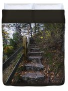 More Stairs Duvet Cover