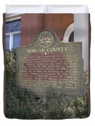 Morgan County Duvet Cover