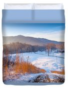 Morgan County Tennessee Duvet Cover