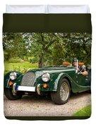 Morgan Roadster Duvet Cover
