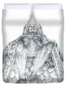 Morgoth Bauglir Duvet Cover
