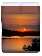 Morning Calm Duvet Cover by Christina Rollo