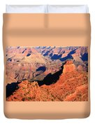 Morning Colors Grand Canyon Duvet Cover