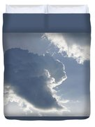 Morning Cumulus Duvet Cover