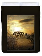 Morning Dew Screen Duvet Cover