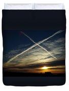 Morning Exaltation Duvet Cover