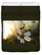 Morning Flower Duvet Cover