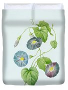 Morning Glory Duvet Cover