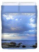 Morning Hues Duvet Cover