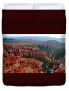 Morning In Bryce Canyon Duvet Cover