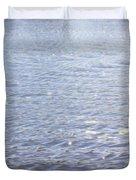 Morning Lake Duvet Cover