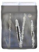 Morning Sparkle Duvet Cover