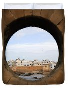 Moroccan View Duvet Cover