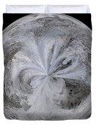 Morphed Art Globe 4 Duvet Cover