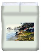Morro Bay Duvet Cover