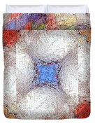 Mosaic 114-02-13 Marucii Duvet Cover