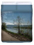 Moselle River Duvet Cover