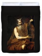 Moses Duvet Cover