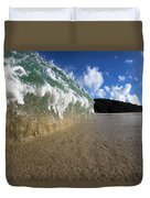 Moses Wave Duvet Cover
