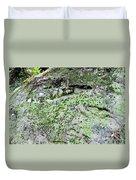 Moss Rock Duvet Cover