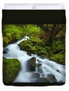 Mossy Creek Cascade Duvet Cover