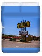 Motel Capitan Duvet Cover
