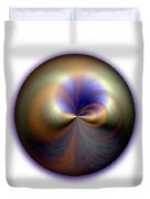 Mother Pearl Duvet Cover