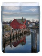 Motif Reflections Duvet Cover