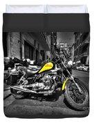 Moto Guzzi Duvet Cover