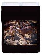 Mouflon Duvet Cover