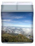 Mount Diablo State Park Duvet Cover