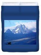 Mount Kenya Duvet Cover