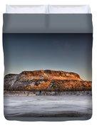 Mount Mckay Duvet Cover